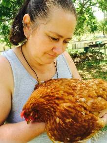 article Seeing Chicken Heaven Through Reiki Eyes